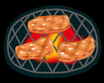 焼肉のイラスト