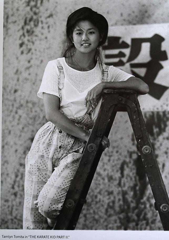 The Karate Kid Blog Tamlyn Tomita Black And Whites-8717