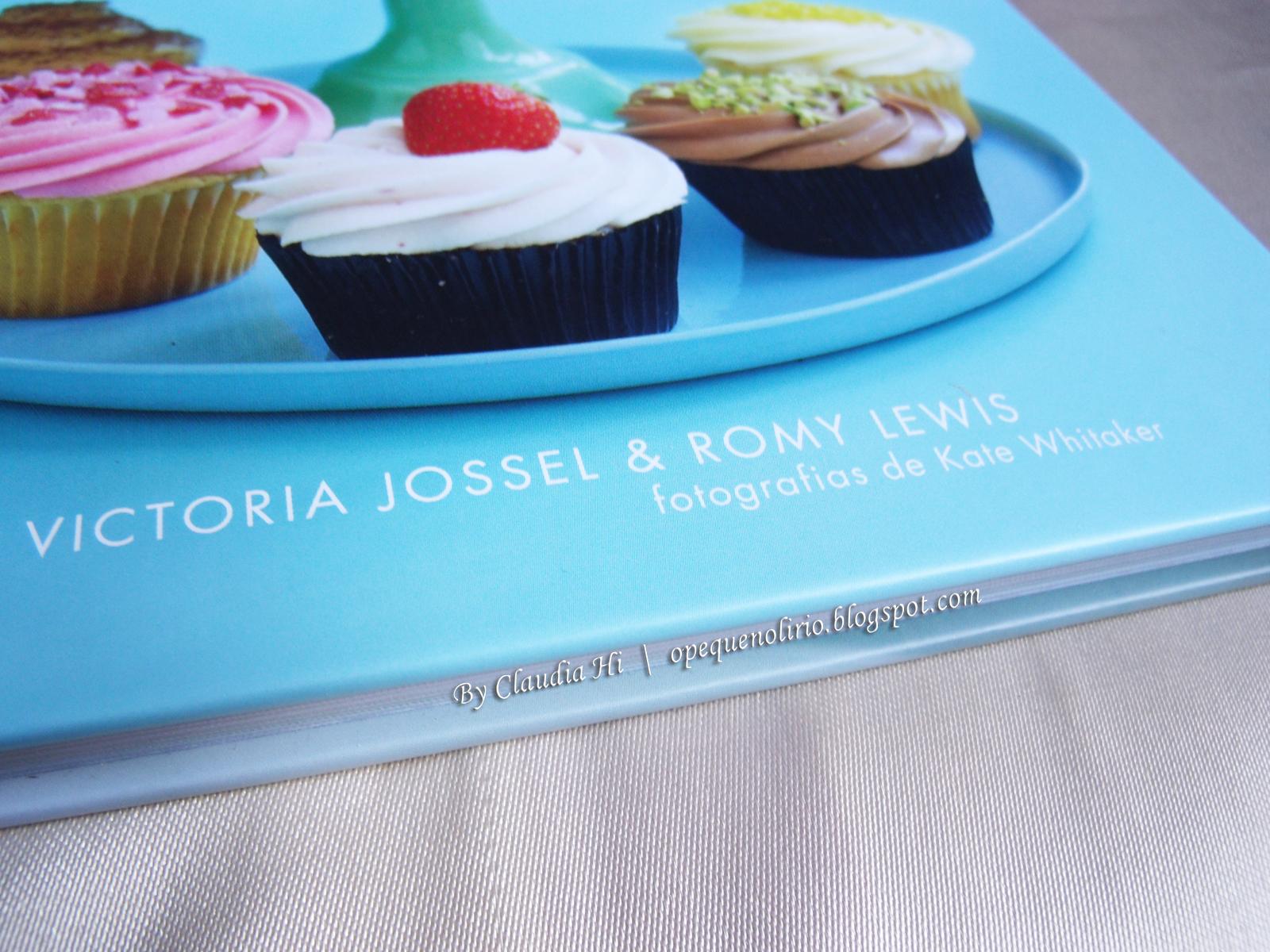 capa livro Fazendo Cupcakes com Lola