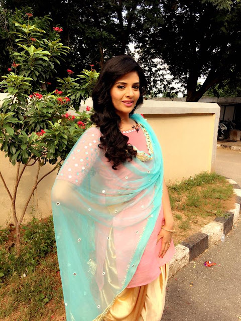 Sreemukhi Latest photos for Pataas Ladies Special