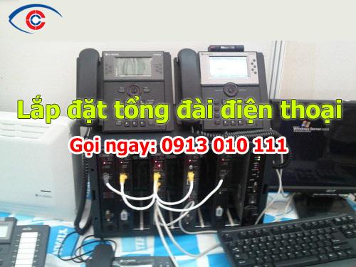 lắp đặt tổng đài điện thoại IP tại Quận Lê Chân