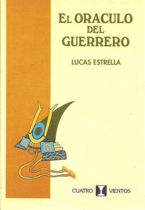 Libro el Oráculo del Guerrero de Lucas Estrella