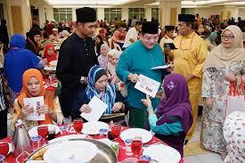 Sumbangan Nur Ramadhan Kementerian Wilayah Persekutuan kepada Golongan Asnaf