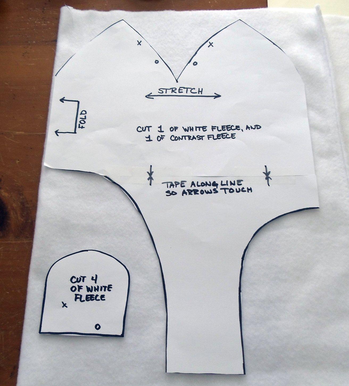 Doodah Kids Clothing  Adventure Time Finn Hat  free sewing pattern ... 0ca780739c8