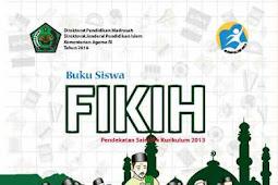 Buku Fikih Mi Kelas 4 Kurikulum 2013 Edisi Terbaru 2018