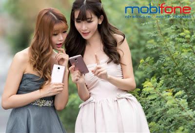 Mobifone khuyến mãi 50% thẻ nạp ngày 20/7