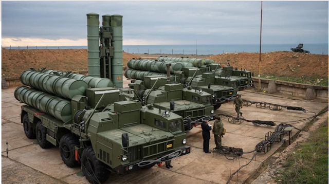 Putin S-400 füzelerinin Türkiye'ye öncelikli teslimatı