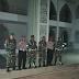 Sabhara Polres Tanah Laut Bersinergi Dengan Kodim 1009/Plh Laksanakan Patroli Di Tempat Peribadatan