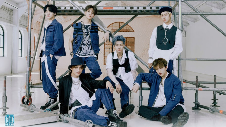 Hd wallpapers and background images NCT Dream, Ridin, All Members, 4K, #6.1524 Wallpaper