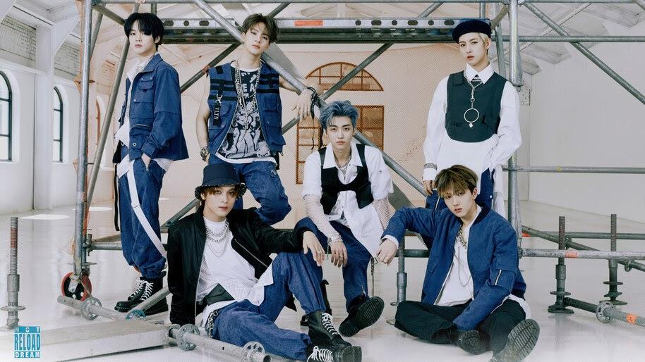 NCT Dream, Ridin, All Members, 4K, #6.1524