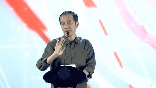 Jokowi Disarankan Laporkan Penyebar Hoaks Ketimbang Bilang Mau Tabok