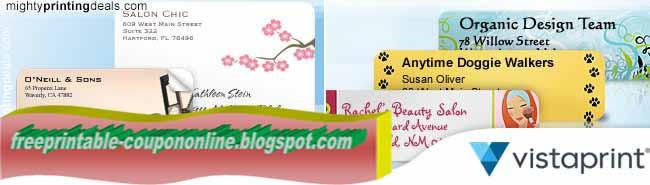 vistaprint stamps coupon
