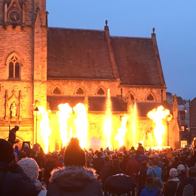Everything You Need to Know - Fire and Ice Festival - Durham 16-17 Feb 2018