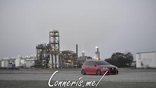 Volkswagen Golf GTI Mk5 industrial HDR