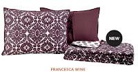 Francesca Wine Bedding Sets BT Home : Ladybug Junction