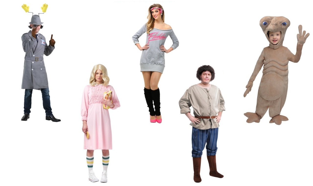 One of my favorite RD80s affiliates is HalloweenCostumes.com which is one of the best places on the web to find u002780s-themed character costumes.  sc 1 st  Rediscover the 80s & Kick Off Halloween Season With New u002780s Costumes and a $50 Gift Card ...