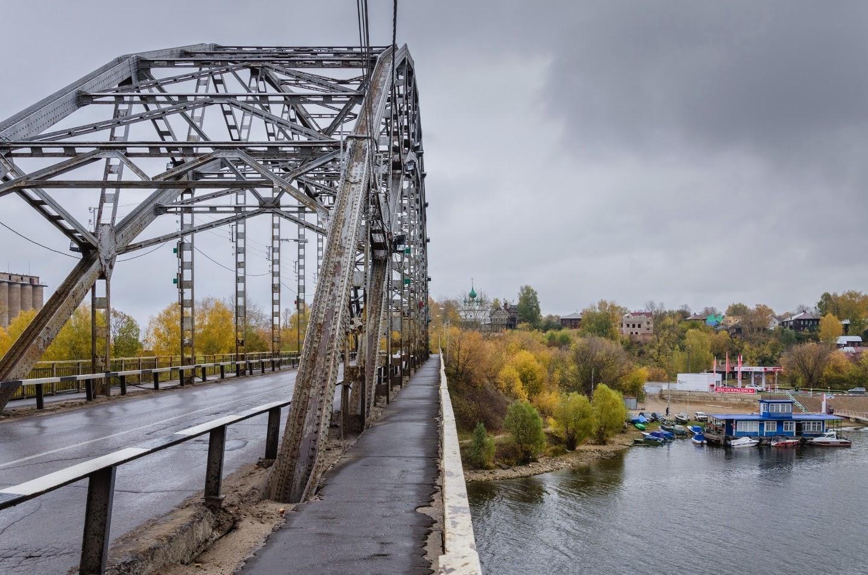 Никольский мост. Кинешма