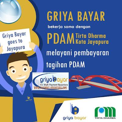 Cara Daftar Griya Bayar PDAM Kota Jayapura