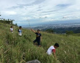 Sirao Peak - Sirao, Cebu City