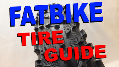 Fatbike Tire Guide