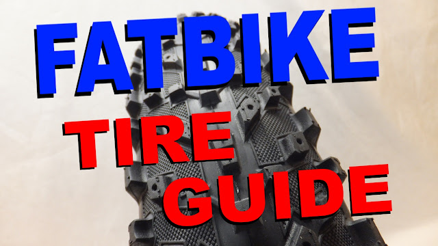 Fatbike Tire Guide