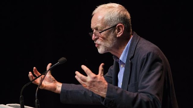 UK poll shows Jeremy Corbyn heavily favored over Owen Smith his rival in leadership race