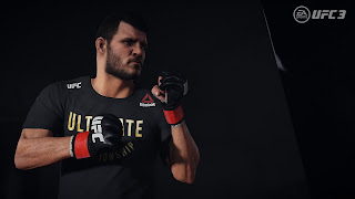 EA Sports UFC 3 Wallpaper