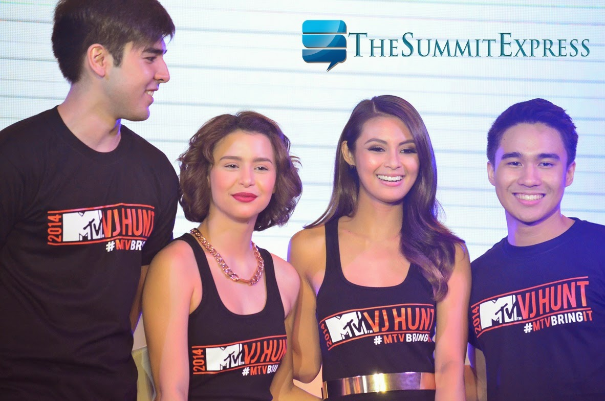 IN PHOTOS: MTV VJ Hunt 2014 invades Glorietta