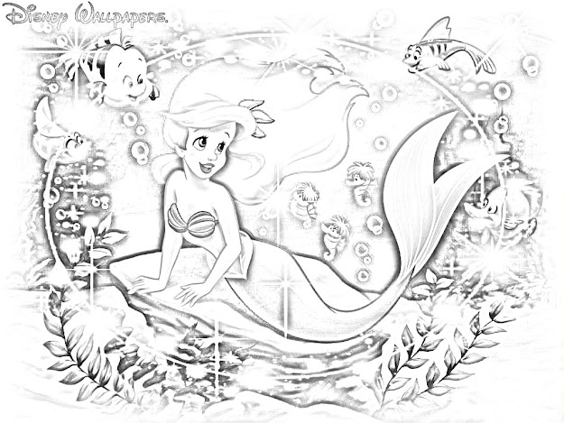 All Disney Princess Coloring Pages Games On All Disney Princess Coloring  Pages Games
