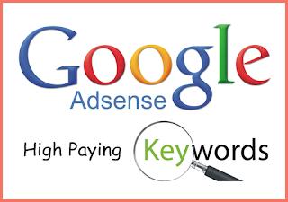 Keyword CPC Google Adsense Bayaran Tinggi