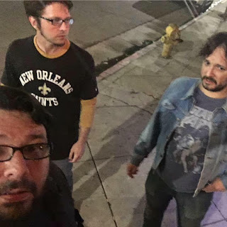"""Analog Saint punk rock with power pop bones - """"Mexico (Lonely Man)"""" from the """"New World"""" album"""
