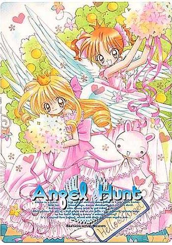 Truyện tranh Angel Hunt