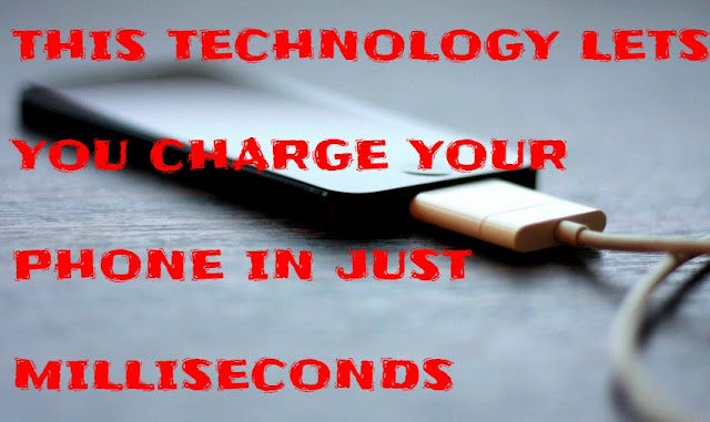 Charge Your Phone Phone Battery In Just Milliseconds Using  Drexel's Battery Invention