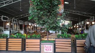 PLACE : CERITA PERUT FOOD DISTRICT CINERE