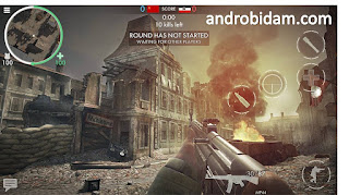 Download Game Android Terbaik World War Heroes Full APK+Data