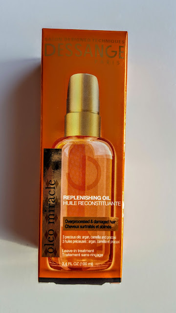 dessange hair replenishing oil