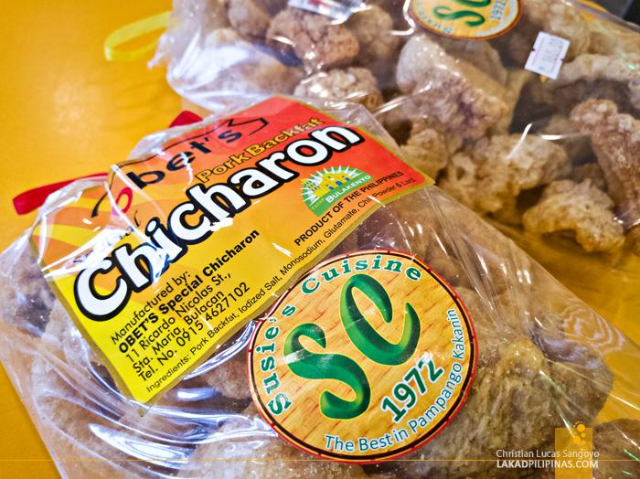 Susie's Cuisine Pampanga Chicharon