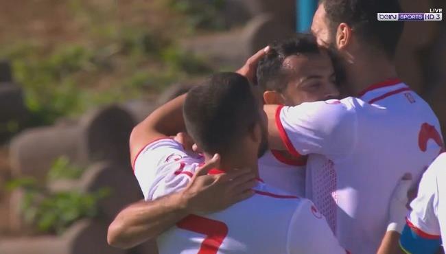 اهداف مباراة تونس وسوازيلاند (2-0) تعليق عصام الشوالى