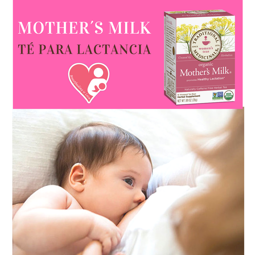 como hacer para que te baje la leche materna