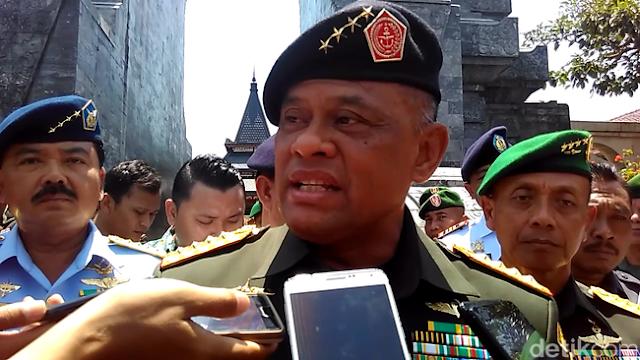 Presiden Jokowi Tidak Permasalahkan Nobar Film G30s/PKI Yang Digagas Panglima TNI, Tapi...