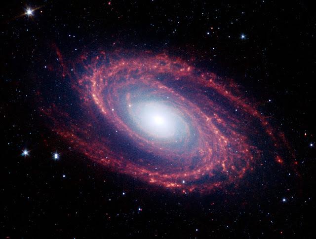 عدد المجرات المتوقع في الكون