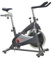 Sunny Health & Fitness SF-B1509C Premium Indoor Cycle Spin Bike, chain-drive, review features compared with SF-B1509