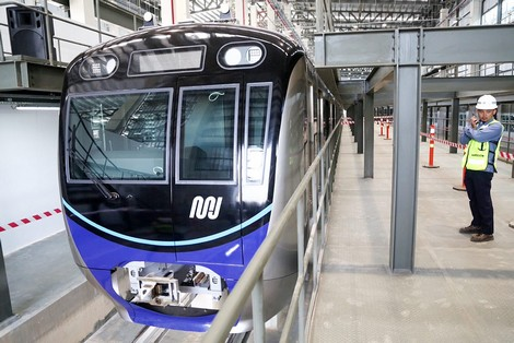 "Taroudant24 - تارودانت24 :جاكرتا تفتتح أول ""خط مترو"" بعد تأخير 30 عاما"