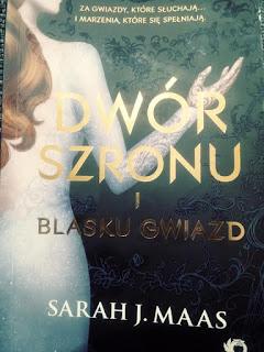 """Dwór Szronu i Blasku Gwiazd"" (tom 3,5) - Sarah J. Maas"