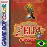 The legend of Zelda - Oracle of Seasons (BR)