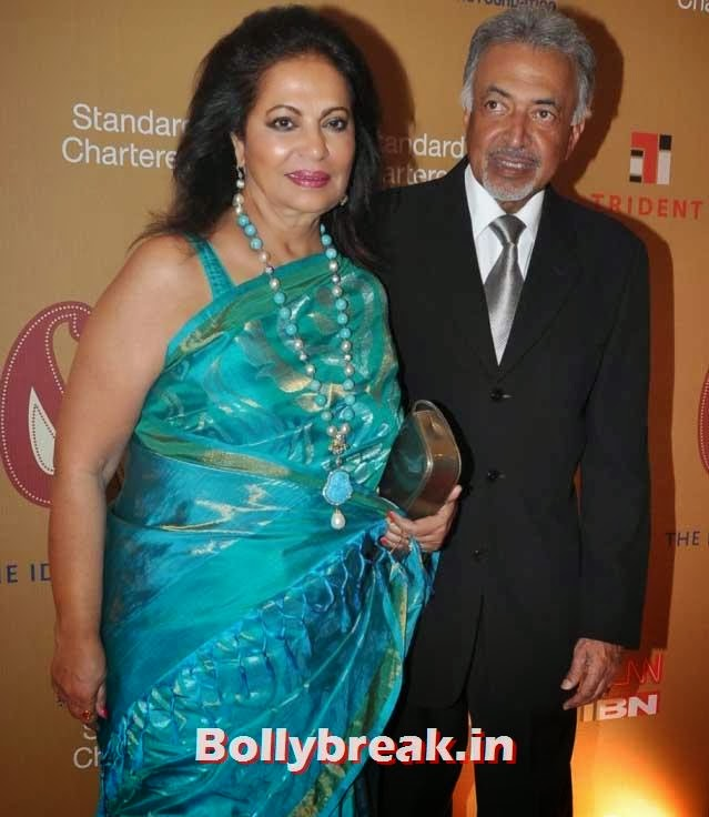 Deveika and Suresh Bhojwani, The Idea of India Auction Pics