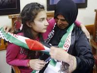 Gadis Kecil Bangga Mengaku Hamas Ketika Di Intograsi Penajajah Israel
