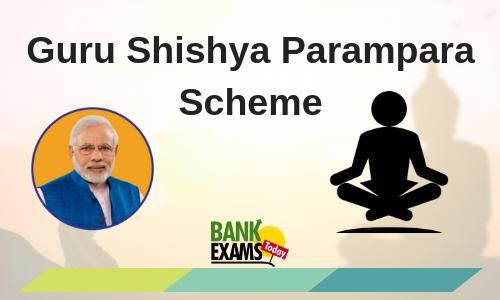 Guru Shishya Parampara Scheme