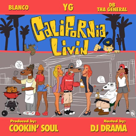 YG und DB Tha General – California Livin Mixtape von Cookin Soul | G-Funk Free Download