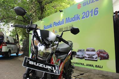 Suzuki Peduli Mudik 2016 2